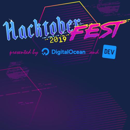 image from Hacktoberfest2019
